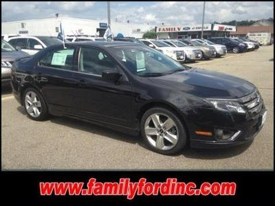 2012 Ford Fusion Sport Sedan for sale in Enfield for $22,995 with 20,133 miles.