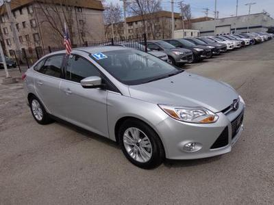 2012 Ford Focus SEL Sedan for sale in Chicago for $17,895 with 9,185 miles.