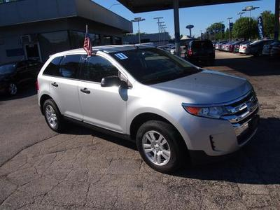2011 Ford Edge SE SUV for sale in Chicago for $18,990 with 71,524 miles.