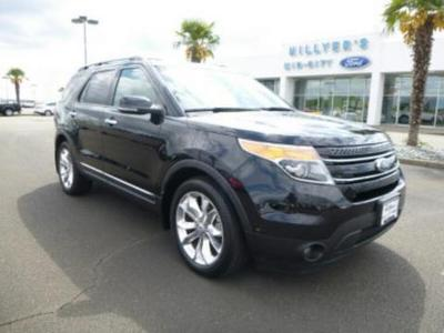 2012 Ford Explorer Limited SUV for sale in Woodburn for $35,747 with 16,843 miles.