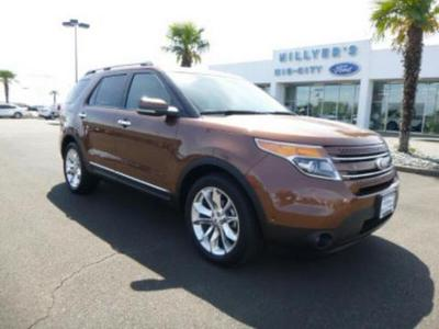 2012 Ford Explorer Limited SUV for sale in Woodburn for $36,747 with 23,085 miles.