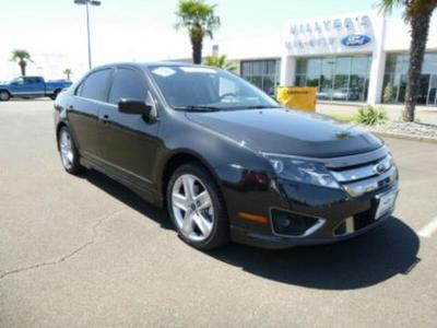 2012 Ford Fusion Sport Sedan for sale in Woodburn for $23,747 with 21,056 miles.