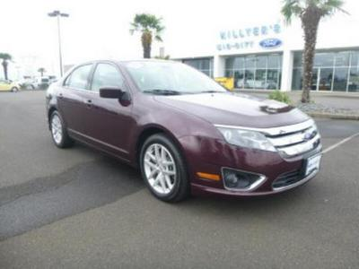 2011 Ford Fusion SEL Sedan for sale in Woodburn for $19,747 with 12,402 miles.