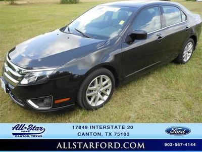 2012 Ford Fusion SEL Sedan for sale in Canton for $16,995 with 25,589 miles.