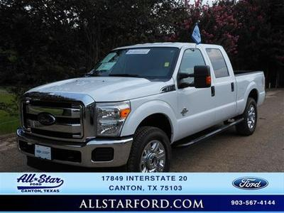 2014 Ford F250 XLT Crew Cab Pickup for sale in Canton for $42,995 with 25,109 miles.