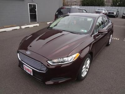 2013 Ford Fusion SE Sedan for sale in Philadelphia for $21,900 with 26,862 miles.