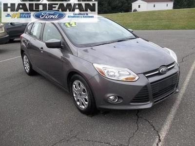 2012 Ford Focus SE Hatchback for sale in Kutztown for $15,995 with 25,607 miles.