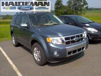 2011 Ford Escape Limited SUV for sale in Kutztown for $20,695 with 34,894 miles.