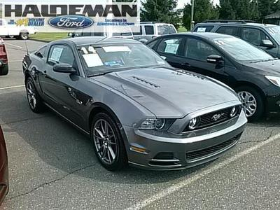 2014 Ford Mustang GT Premium Coupe for sale in Kutztown for $31,495 with 13,927 miles.