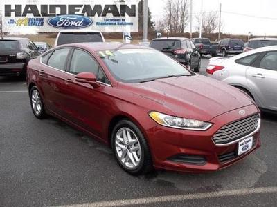 2014 Ford Fusion SE Sedan for sale in Kutztown for $20,995 with 18,435 miles.