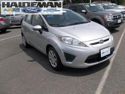 2011 Ford Fiesta SE Hatchback for sale in Kutztown for $13,695 with 29,644 miles.
