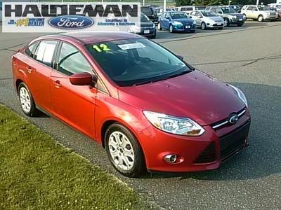 2012 Ford Focus SE Sedan for sale in Kutztown for $16,295 with 27,523 miles.