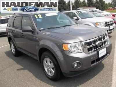 2012 Ford Escape XLT SUV for sale in Kutztown for $20,995 with 26,414 miles.