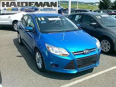2013 Ford Focus SE Sedan for sale in Kutztown for $16,295 with 13,574 miles.