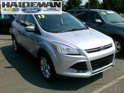 2013 Ford Escape SEL SUV for sale in Kutztown for $23,495 with 26,161 miles.