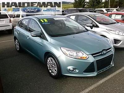 2012 Ford Focus SE Hatchback for sale in Kutztown for $14,495 with 25,047 miles.