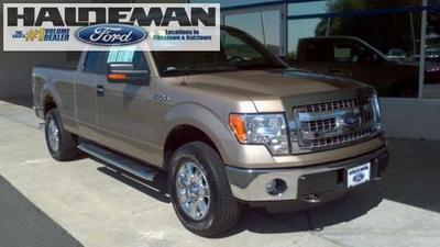2013 Ford F150 XLT Extended Cab Pickup for sale in Kutztown for $31,495 with 4,743 miles.