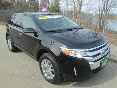 2011 Ford Edge SEL SUV for sale in Quincy for $22,975 with 31,371 miles.