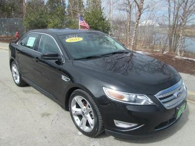 2012 Ford Taurus SHO Sedan for sale in Quincy for $31,975 with 33,769 miles.