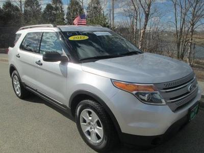 2012 Ford Explorer Base SUV for sale in Quincy for $27,975 with 16,673 miles.