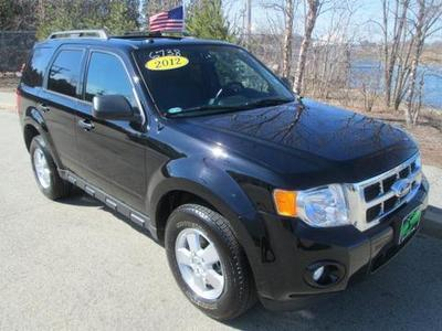2012 Ford Escape XLT SUV for sale in Quincy for $22,975 with 23,415 miles.