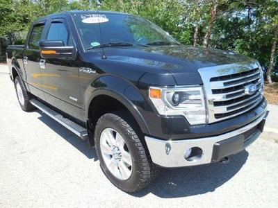 2013 Ford F150 Lariat Crew Cab Pickup for sale in Quincy for $39,975 with 30,478 miles.