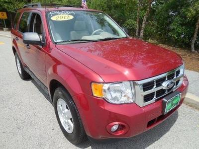 2012 Ford Escape XLT SUV for sale in Quincy for $20,975 with 20,865 miles.