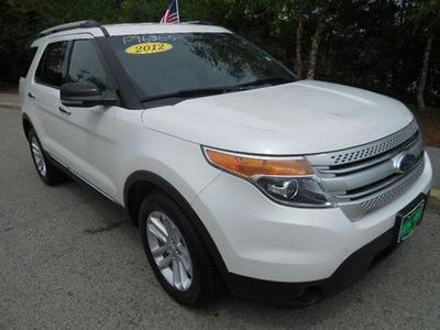 2012 Ford Explorer XLT SUV for sale in Quincy for $27,975 with 47,224 miles.