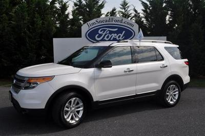 2012 Ford Explorer XLT SUV for sale in Waynesboro for $30,980 with 22,756 miles.