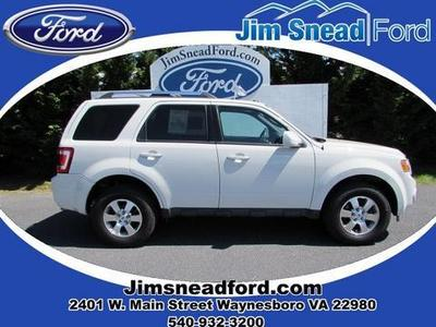 2012 Ford Escape Limited SUV for sale in Waynesboro for $22,980 with 45,410 miles.
