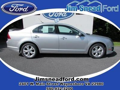 2012 Ford Fusion SE Sedan for sale in Waynesboro for $17,980 with 38,775 miles.