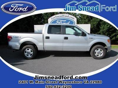 2011 Ford F150 Crew Cab Pickup for sale in Waynesboro for $26,980 with 72,839 miles.