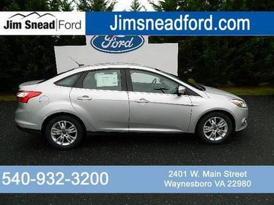 2012 Ford Focus SEL Sedan for sale in Waynesboro for $14,889 with 40,915 miles.