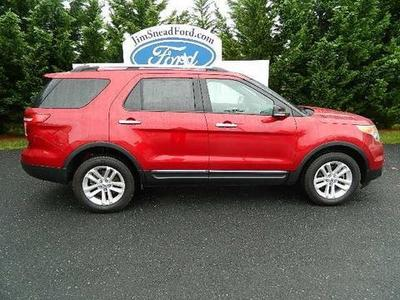 2013 Ford Explorer XLT SUV for sale in Waynesboro for $30,980 with 39,868 miles.
