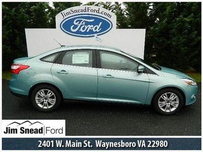 2012 Ford Focus SEL Sedan for sale in Waynesboro for $16,980 with 37,573 miles.