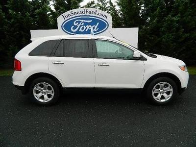 2011 Ford Edge SEL SUV for sale in Waynesboro for $26,980 with 29,699 miles.