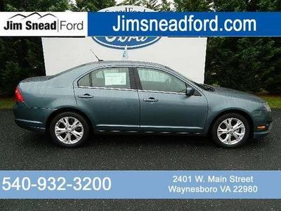 2012 Ford Fusion SE Sedan for sale in Waynesboro for $18,980 with 29,894 miles.