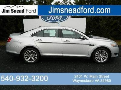 2013 Ford Taurus Limited Sedan for sale in Waynesboro for $24,980 with 14,717 miles.