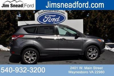 2013 Ford Escape SEL SUV for sale in Waynesboro for $25,980 with 22,416 miles.