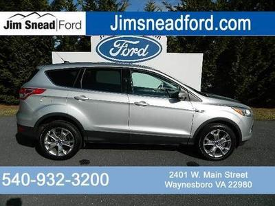 2013 Ford Escape SEL SUV for sale in Waynesboro for $25,980 with 34,621 miles.
