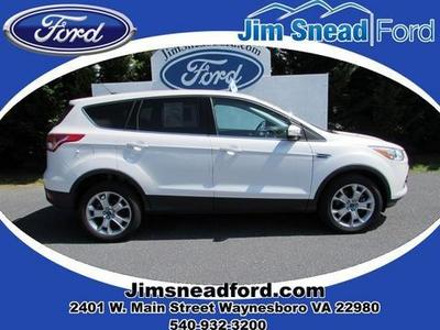 2013 Ford Escape SEL SUV for sale in Waynesboro for $25,980 with 29,424 miles.