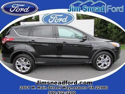 2013 Ford Escape SEL SUV for sale in Waynesboro for $23,980 with 29,357 miles.