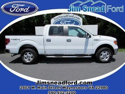 2013 Ford F150 XLT Crew Cab Pickup for sale in Waynesboro for $31,980 with 20,247 miles.
