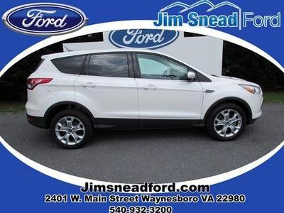 2013 Ford Escape SEL SUV for sale in Waynesboro for $24,980 with 28,451 miles.