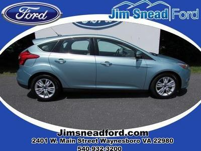 2012 Ford Focus SEL Hatchback for sale in Waynesboro for $15,980 with 53,104 miles.