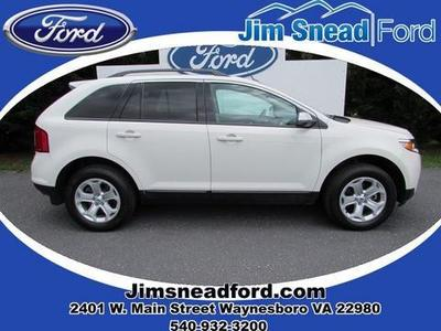 2012 Ford Edge SEL SUV for sale in Waynesboro for $25,980 with 19,296 miles.