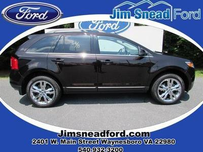 2013 Ford Edge Limited SUV for sale in Waynesboro for $27,980 with 33,907 miles.