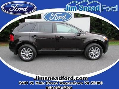 2014 Ford Edge Limited SUV for sale in Waynesboro for $30,980 with 15,372 miles.