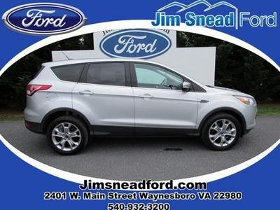 2013 Ford Escape SEL SUV for sale in Waynesboro for $23,980 with 30,284 miles.