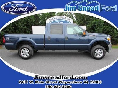 2013 Ford F250 Crew Cab Pickup for sale in Waynesboro for $35,980 with 25,536 miles.